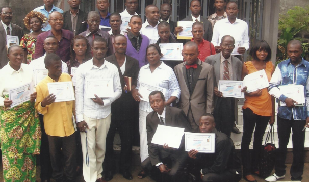 beneficiaries holding a certificate